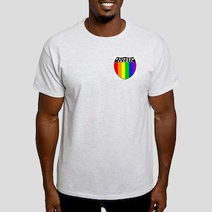 Rainbow Army Ash Grey T-Shirt