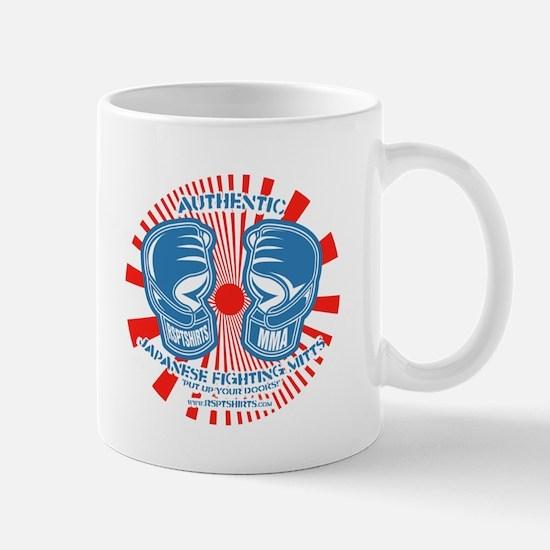 Fight Mitts Mug