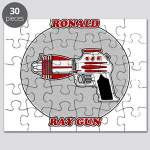 Ronald Ray Gun Puzzle