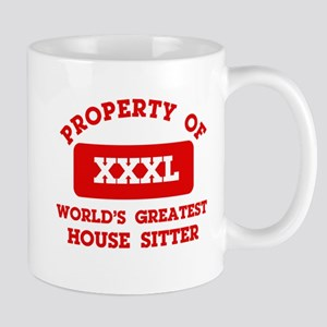 Property of House Sitting Mug