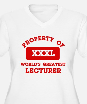 Property of Lecturer T-Shirt
