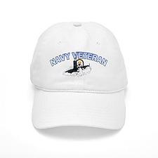 Navy Veteran SSN-22 Cap