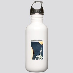 Depth of Focus Stainless Water Bottle 1.0L