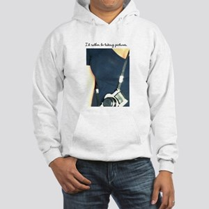 Depth of Focus Hooded Sweatshirt