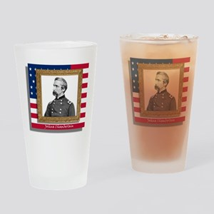 Joshua Chamberlain Drinking Glass