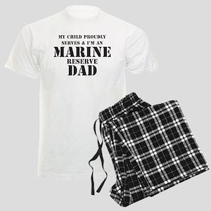 Marines All Men's Light Pajamas