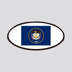 Utah State Flag Patches