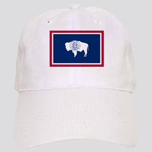 Wyoming Flag Hats - CafePress 6dfa27621
