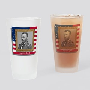 Ulysses S. Grant Drinking Glass
