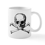 Skull & Cross Bones Mug