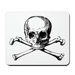 Skull & Cross Bones Mousepad
