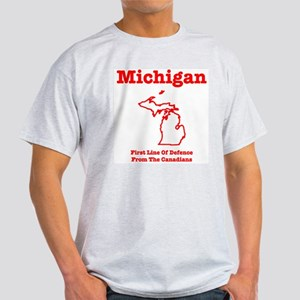 Michigan: First Line Of Defence From The Canadians