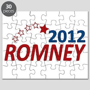 Vote Romney 2012 Puzzle