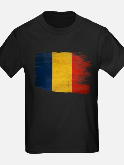 Romania Flag T
