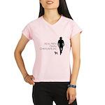 Real Men Own Chihuahuas Performance Dry T-Shirt