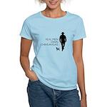 Real Men Own Chihuahuas Women's Light T-Shirt