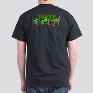 Lithuanian Basketball Dark T-Shirt