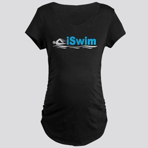 iSwim Maternity Dark T-Shirt