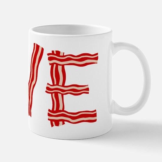 Love Bacon and Eggs Mug