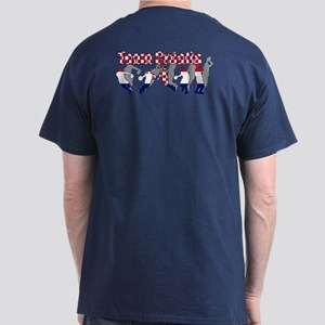 Croatian Basketball Dark T-Shirt