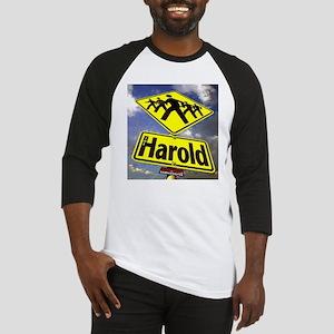 The Harold Baseball Jersey