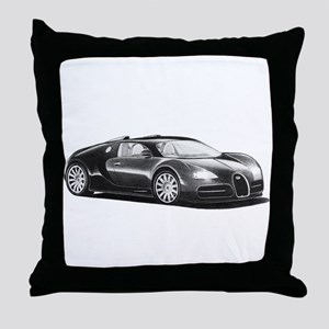 Bugatti Veyron, Throw Pillow