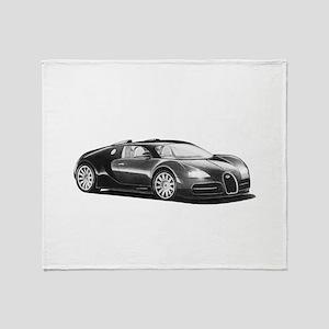 Bugatti Veyron, Throw Blanket
