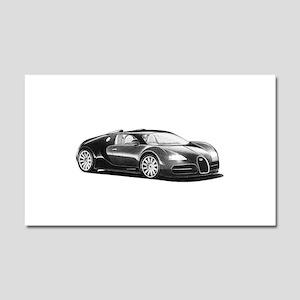 Bugatti Veyron, Car Magnet 20 x 12