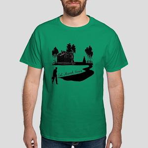 Eel Marsh House in Black Dark T-Shirt