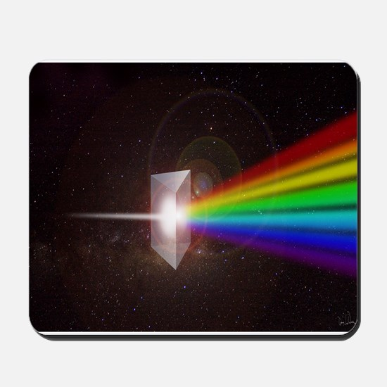 Prism Color Spectrum Mousepad