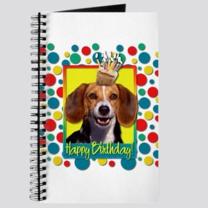 Birthday Cupcake - Beagle Journal