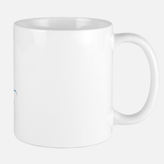 Peace Above All Else Mug