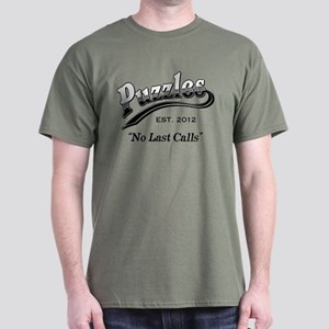 Puzzles Bar Dark T-Shirt