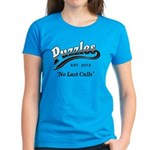 Puzzles Bar Women's Dark T-Shirt