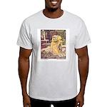 Crane's Frog Prince  Ash Grey T-Shirt