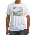 Price's Frog Prince Fitted T-Shirt