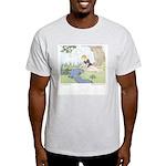 Price's Frog Prince Ash Grey T-Shirt