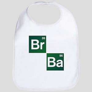 'Breaking Bad' Cotton Baby Bib