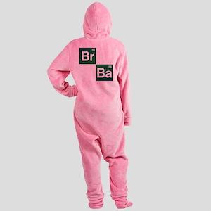 'Breaking Bad' Footed Pajamas
