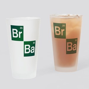 'Breaking Bad' Drinking Glass