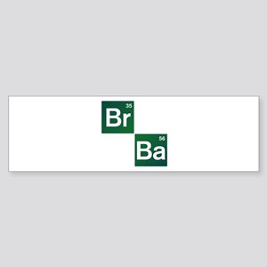 'Breaking Bad' Sticker (Bumper)