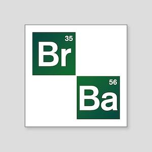 "'Breaking Bad' Square Sticker 3"" x 3"""