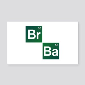 'Breaking Bad' Rectangle Car Magnet