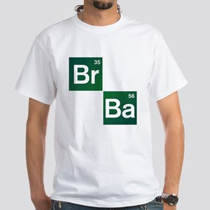 'Breaking Bad' White T-Shirt