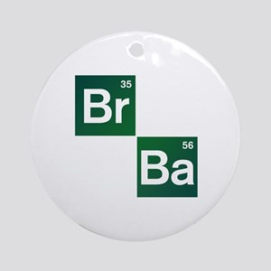 'Breaking Bad' Round Ornament