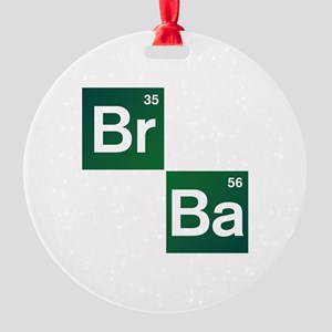 'Breaking Bad' Round Ornament
