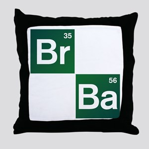 'Breaking Bad' Throw Pillow