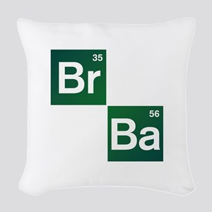 'Breaking Bad' Woven Throw Pillow