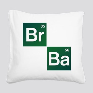 'Breaking Bad' Square Canvas Pillow