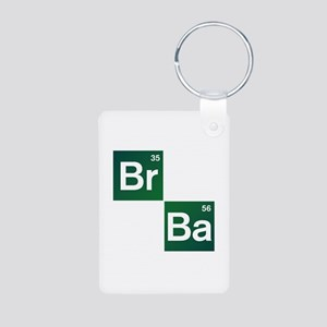'Breaking Bad' Aluminum Photo Keychain